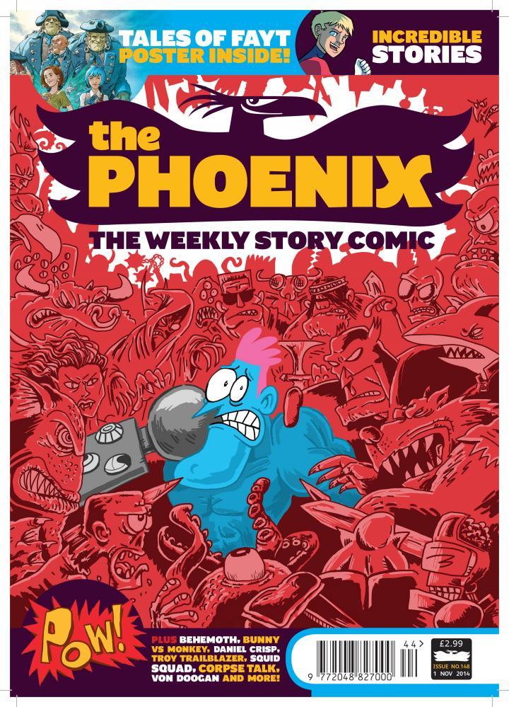 The Phoenix Comic