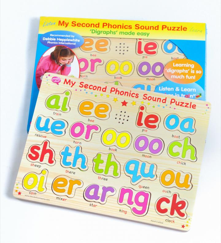 My First Phonics Sound Puzzle