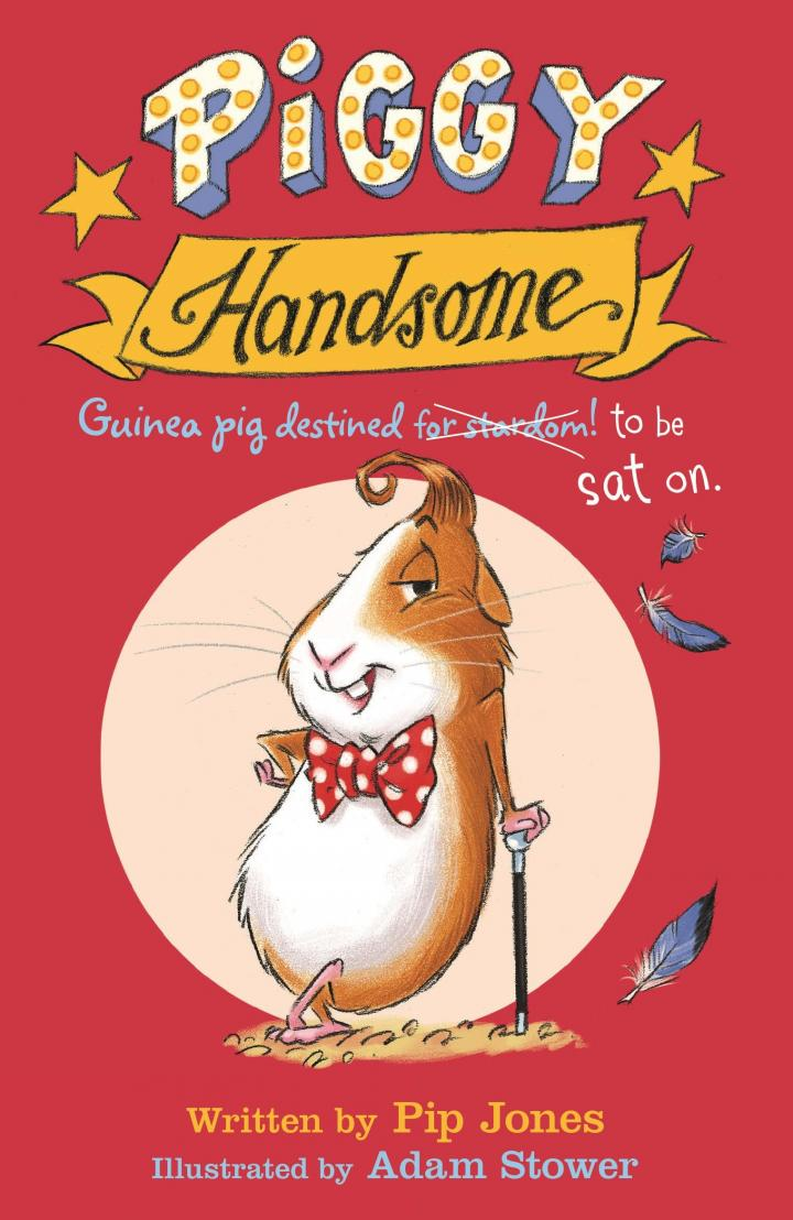 Piggy Handsome by Pip Jones