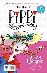 Pippi Longstocking costume idea