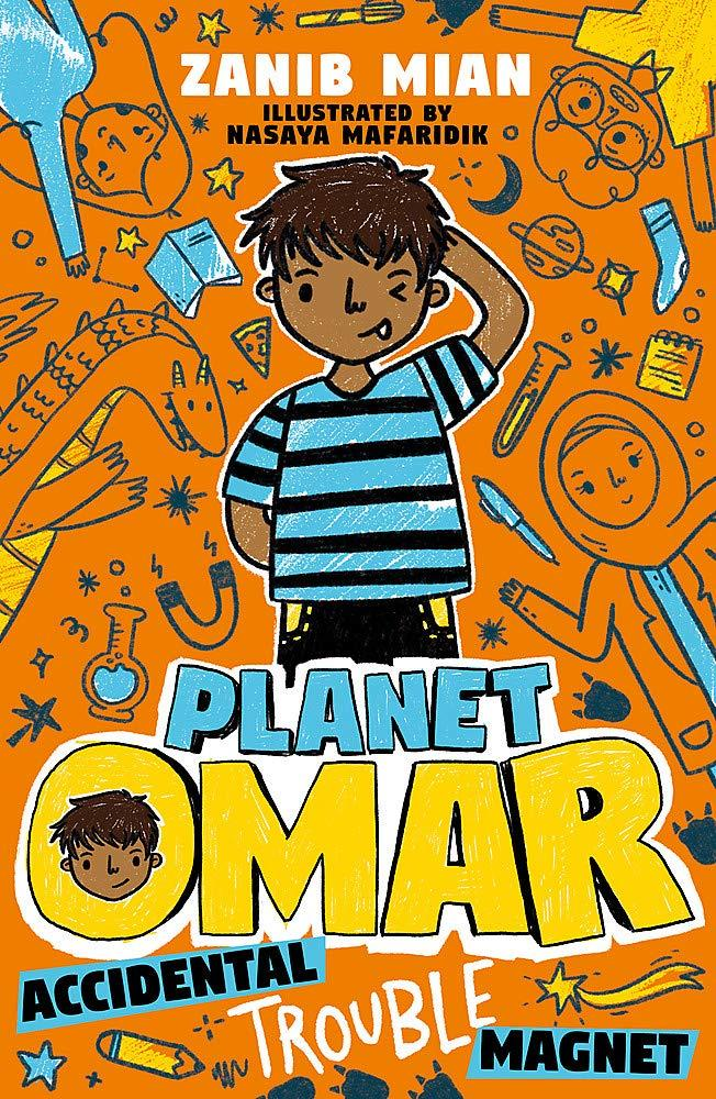 Planet Omar: Accidental Trouble Magnet by Zanib Mian