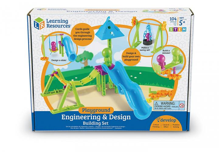 Playground STEM Engineering & Design Activity Set