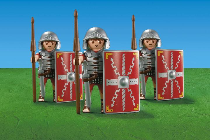 Playmobil Roman Legionnaires