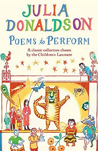 Poems to Perform by Julia Donaldson