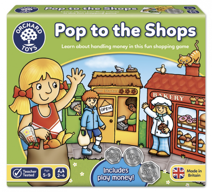 Pop to the Shops, Orchard Toys