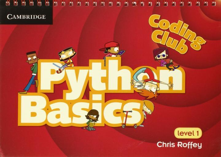 Python Basics, Level 1 (Coding Club)