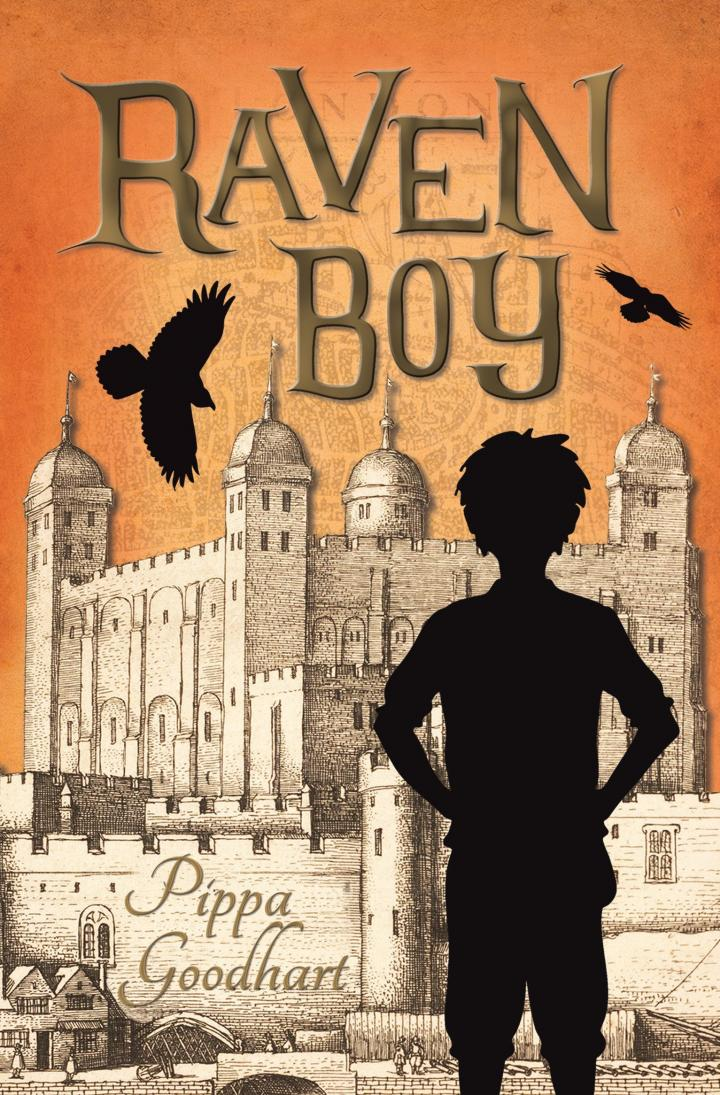 Raven Boy: A Tale Of The Great Fire Of London by Pippa Goodhart