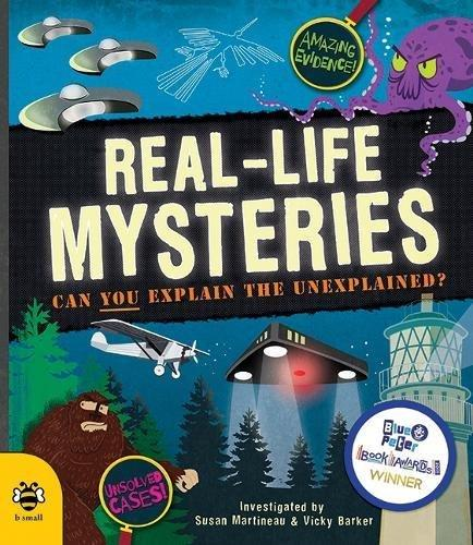 Real-Life Mysteries by Susan Martineau