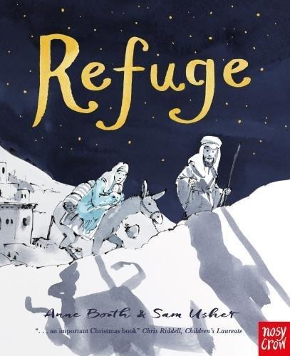 Refuge by Anne Booth and Sam Usher