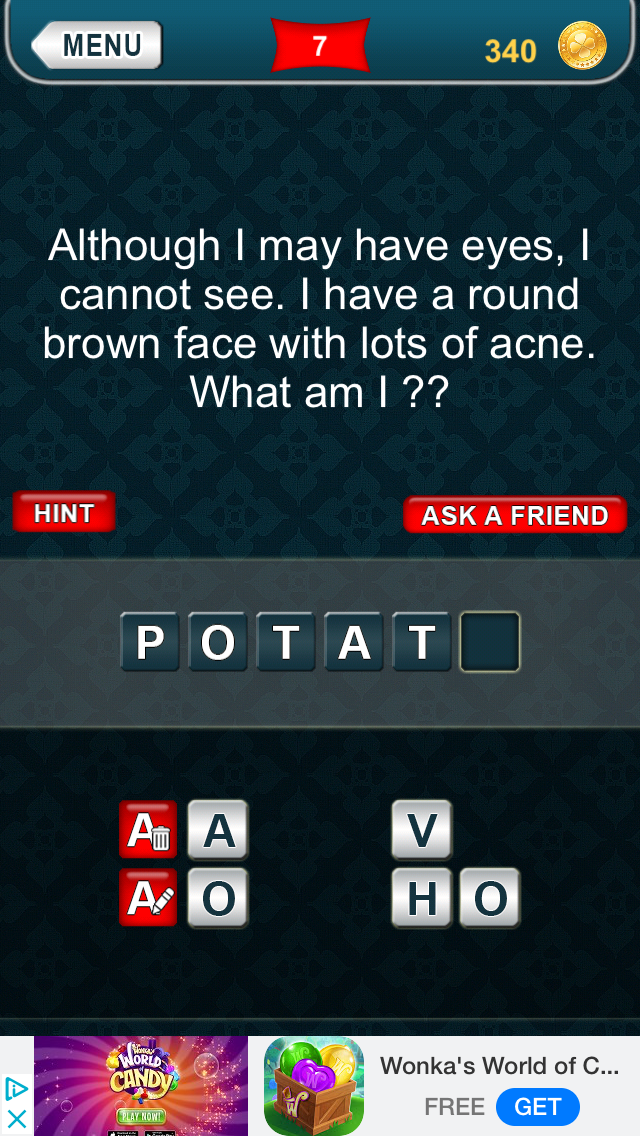 What am I? Riddles app