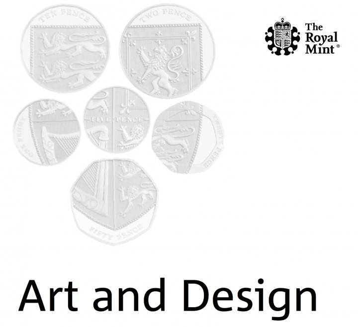 Royal Mint Art and Design home learning resources