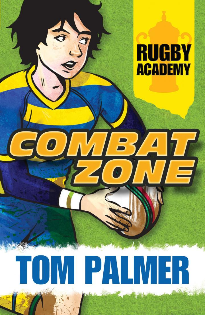 Rugby Academy series by Tom Palmer