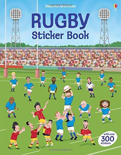 The Rugby Sticker Book
