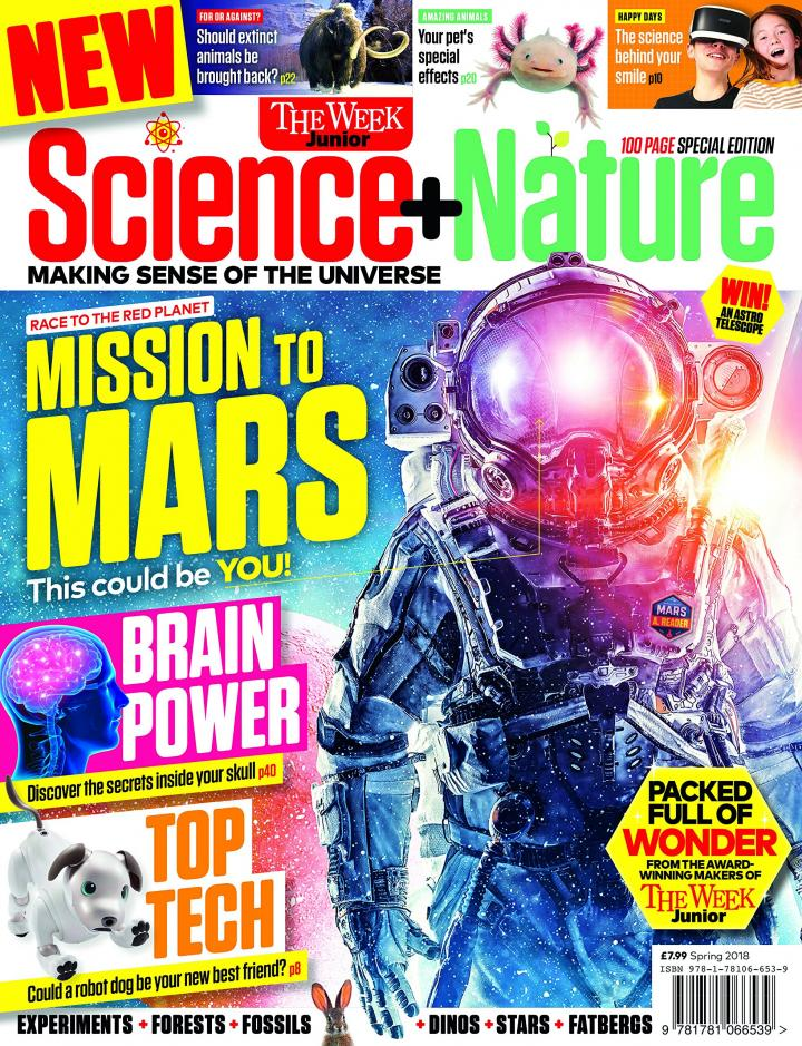 Science+Nature magazine
