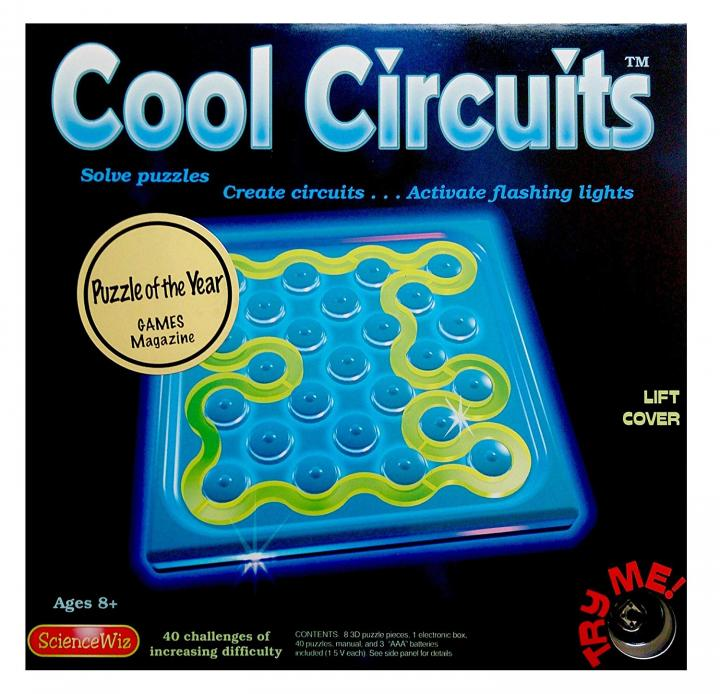 ScienceWiz Cool Circuits Puzzle