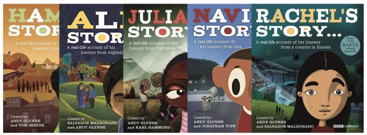 Seeking Refuge stories