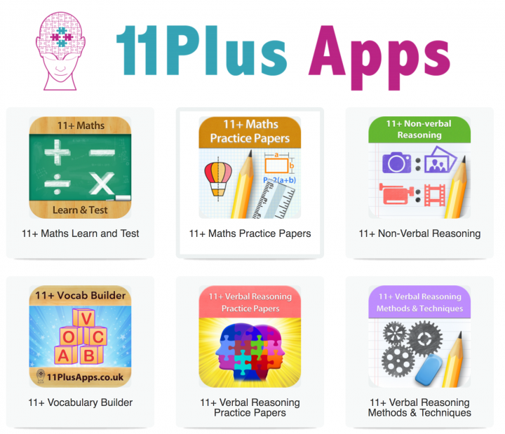 11+ Apps