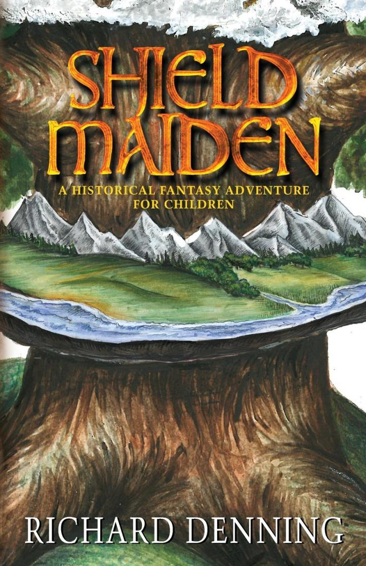 Shield Maiden by Richard Denning