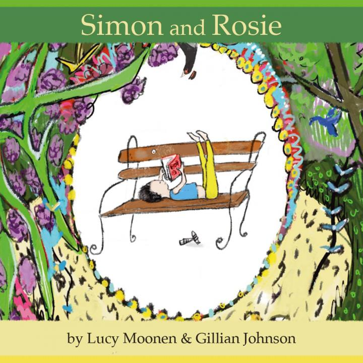 Simon and Rosie by Lucy Moonen and Gillian Johnson