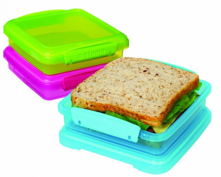 Sistema Sandwich Box
