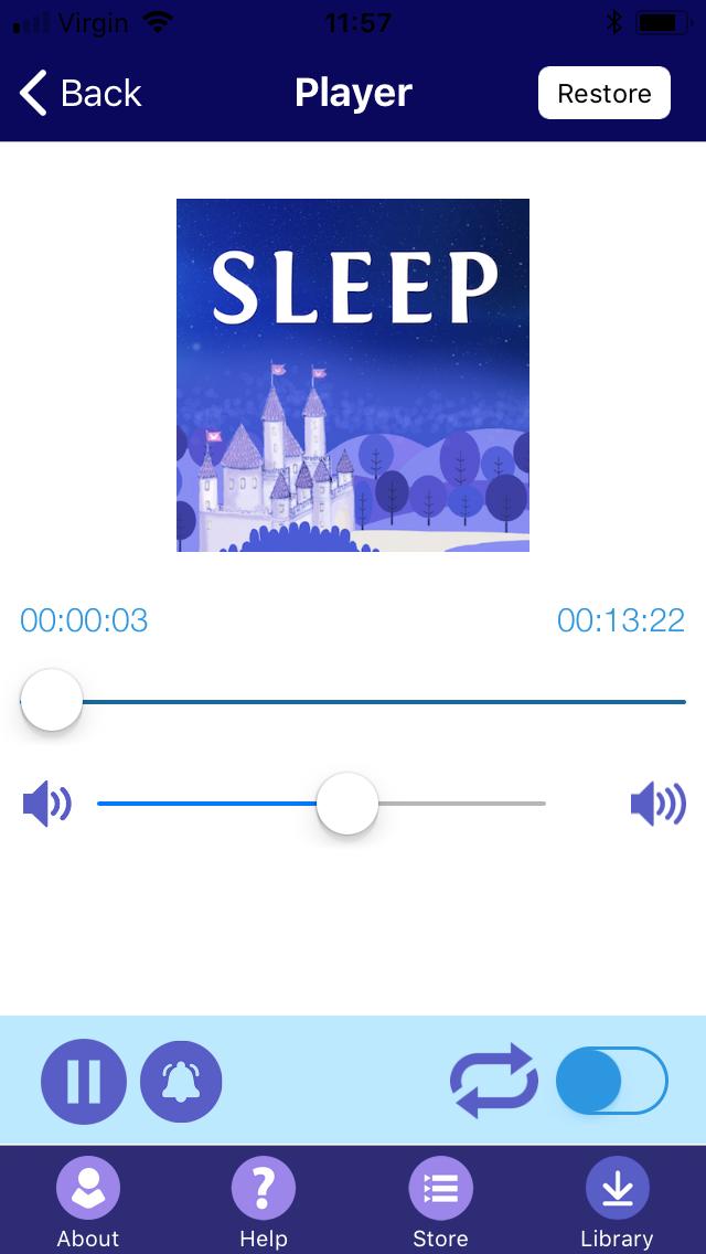 Sleep Meditations for Kids