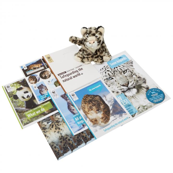Adopt an Animal with the WWF