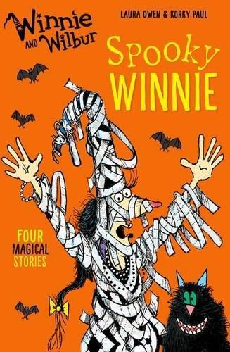 Spooky Winnie by Laura Owen