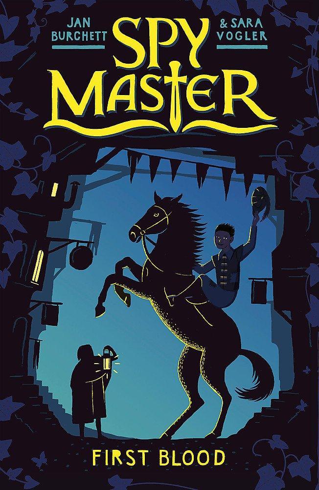 Spy Master: First Blood by Jan Burchett