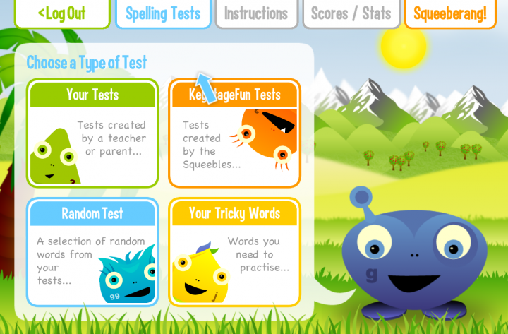 Best spelling apps for kids | UK spelling apps | Apple and Android