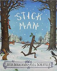 Stick Man costume idea