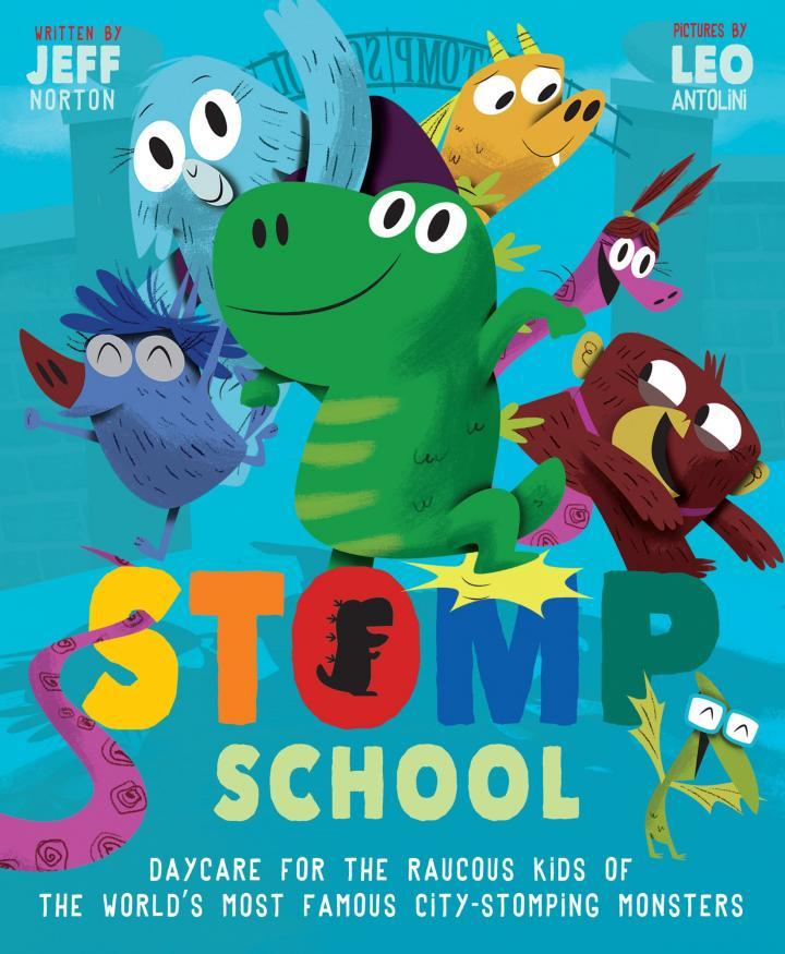 Stomp School by Jeff Norton