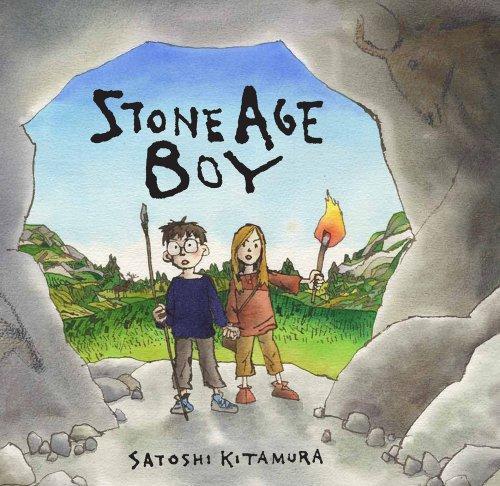 Stone Age Boy by Satoshi Kitamura