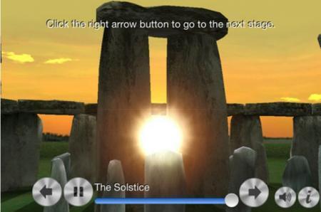 Stonehenge Experience app