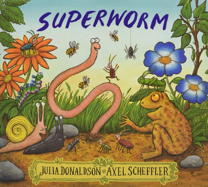 Superworm by Julia Donaldson
