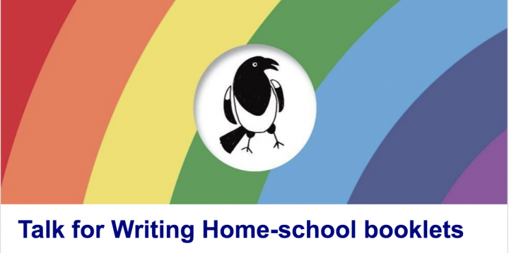 Talk for Writing Home-school units