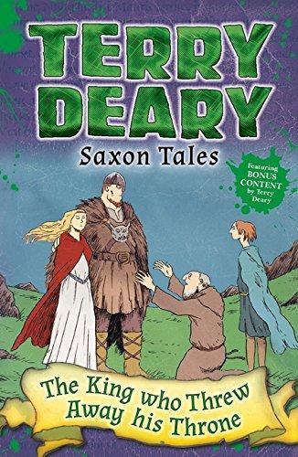 Saxon Tales by Terry Deary