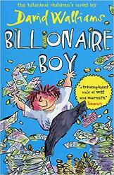 Billionaire Boy costume idea