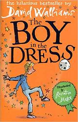 The Boy in the Dress costume idea