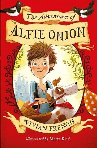 The Adventures of Alfie Onion by Vivian French