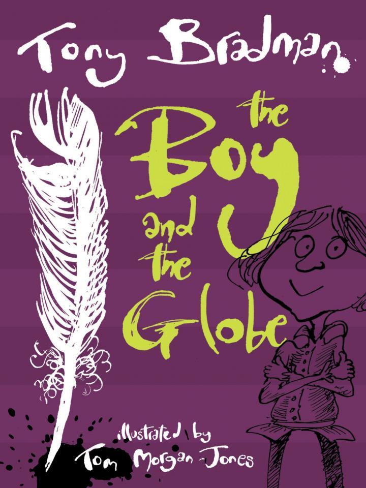 The Boy and the Globe by Tony Bradman