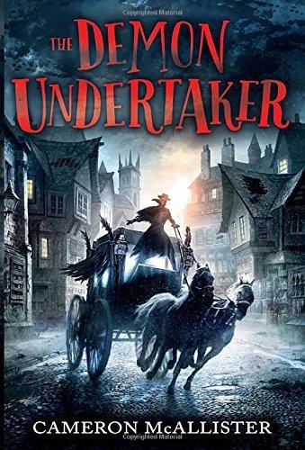 The Demon Undertaker by Cameron McAllister