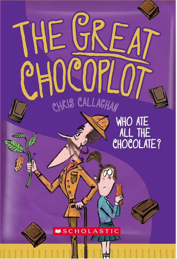 The Great Chocoplot by Chris Callaghan