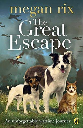 The Great Escape by Megan Rix
