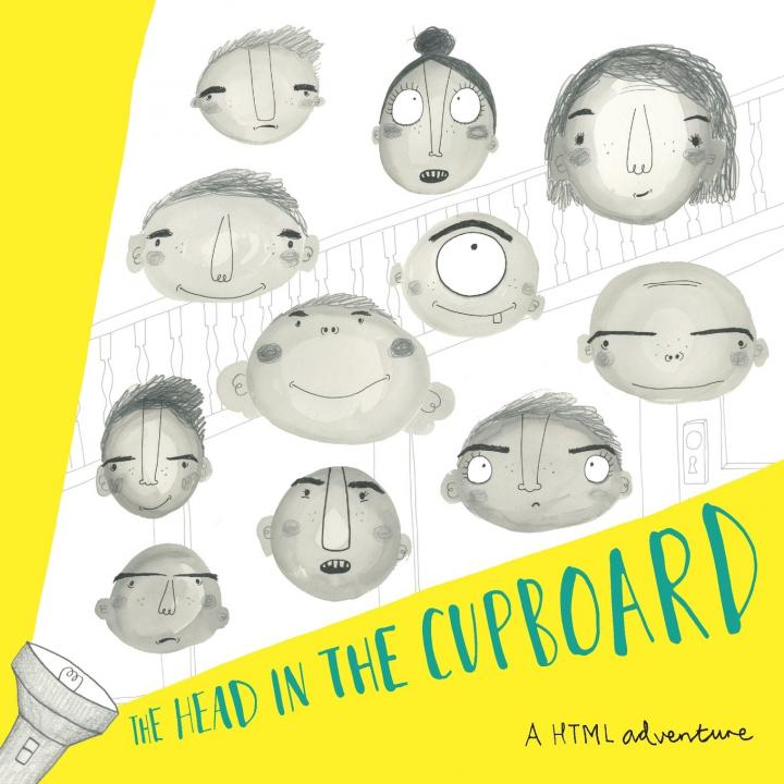 The HEAD in the Cupboard: an HTML adventure