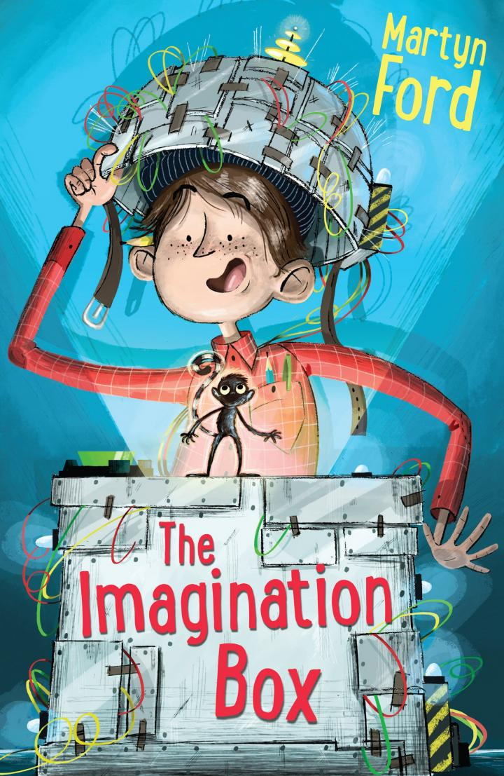 The Imagination Box by Martyn Ford