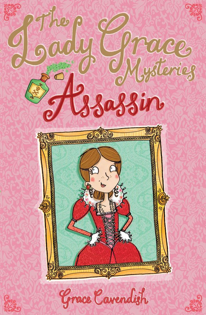 The Lady Grace Mysteries (Assassin) by Grace Cavendish
