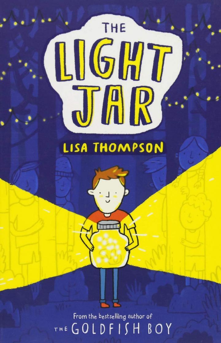The Light Jar by Lisa Thompson
