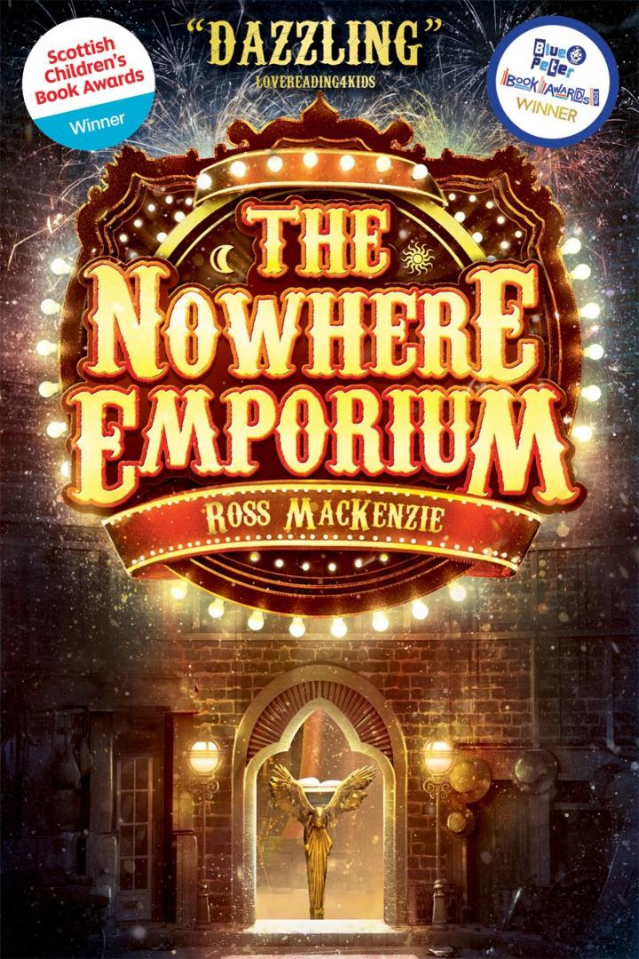 The Nowhere Emporium by Ross Mackenzie