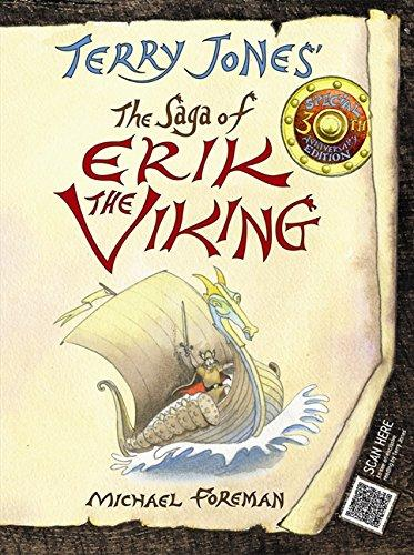 The Saga of Erik the Viking by Terry Jones