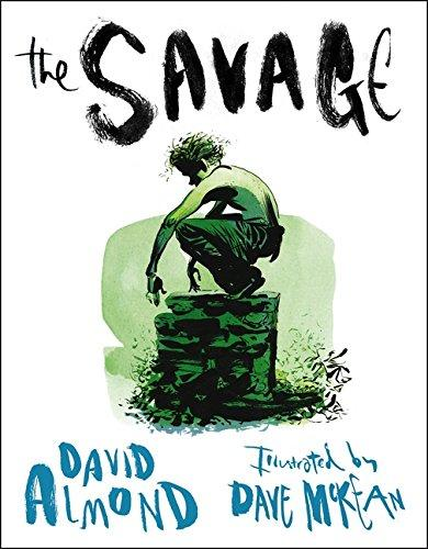 The Savage by David Almond
